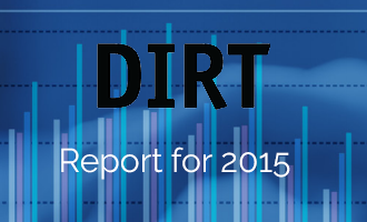 DIRT Report for 2015