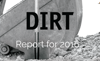 DIRT Report for 2016