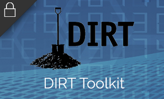 Data Collection and Reporting Toolkit (DIRT)