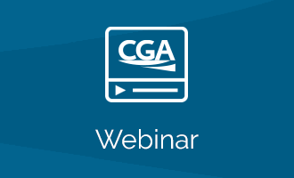 CGA's Technology Committee held a webinar featuring...