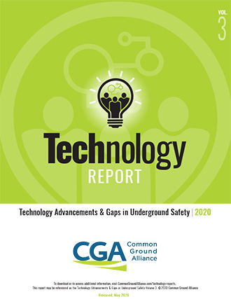 Technology Advancements and Gaps in Underground Safety 2020