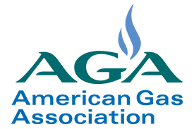 The American Gas Association, founded in 1918, represents more than 200 local energy companies...
