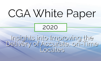 White Paper: Insights into Improving the Delivery of Accurate, On-Time Locates