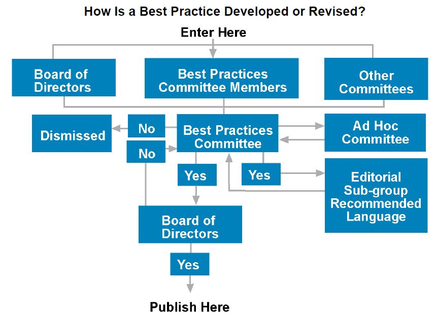 Proposal and review process common ground alliance best practices flow chart to outline the practice review process the flow chart outlines the process used by the cga to ensure each new practice or ccuart Choice Image