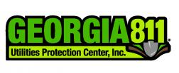 Georgia 811 (Utilities Protection Center) Logo